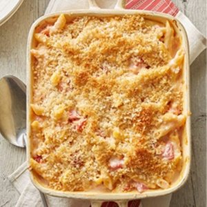 Fire Roasted Tomato Mac and Cheese
