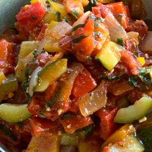 Basil Crushed Muir Glen Tomato Ratatouille